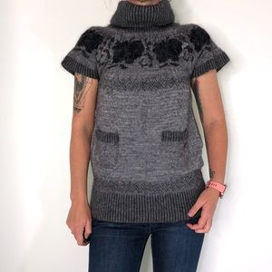Vintage Marella Sport Wool Blend Sweater